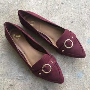 Report Shoes | Pointy Toe Flats